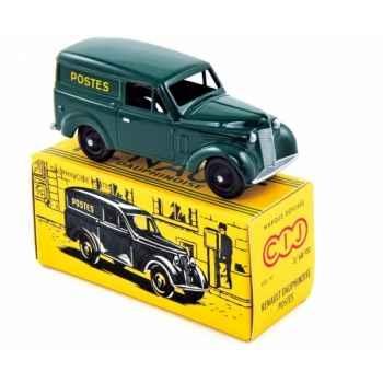 Renault dauphinoise postes vert foncé  Norev C36800