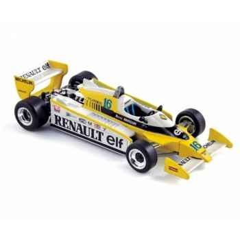 Renault f1 rs11 dijon 1979 rené arnoux n°16 Norev 518946