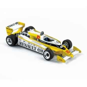Renault f1 rs11 winner dijon 1979 jean-pierre jabouille  Norev 518945