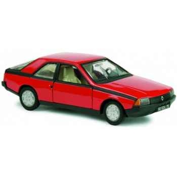 Renault fuego gts rouge Norev 518101