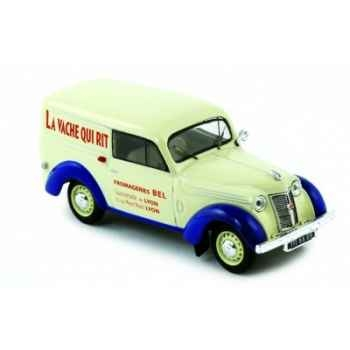 Renault juva 4 la vache qui rit 1952  Norev 519107