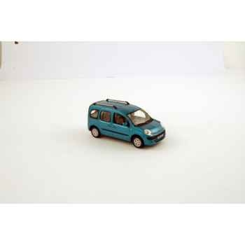 Renault kangoo vitré bleu menthe 2008 Norev 511390