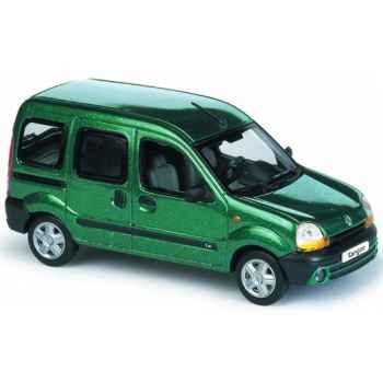 Renault kangoo vitré vert ocean Norev 511355