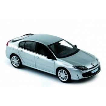 Renault laguna gt berline gris platine 2008  Norev 517748
