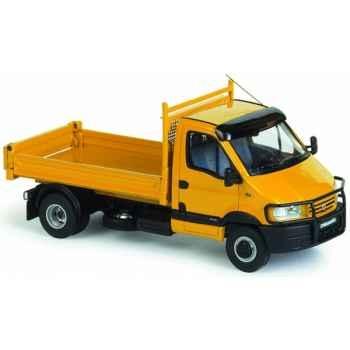 Renault mascott btp jaune chrom Norev 518400