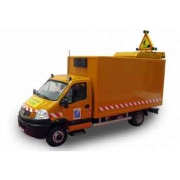 Renault mascott dde marquage routier 2004 Norev 518443