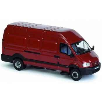 Renault mascott fourgon 14m3 rouge Norev 518405
