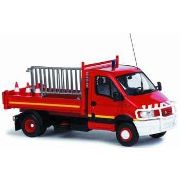 Renault mascott pompier ctu Norev 518412