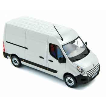 Renault master 2010 white  Norev 518770