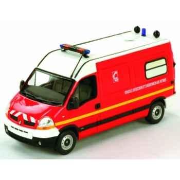 Renault master pompier vsav phase 2 Norev 518751