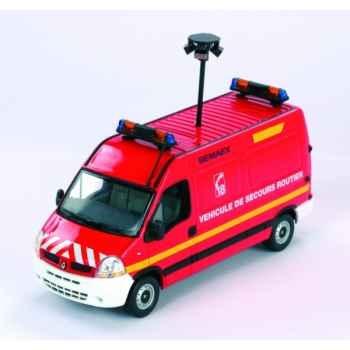 Renault master pompier vsr Norev 518750