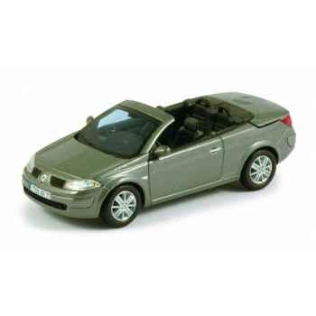 Renault mégane cc gris hologramme Norev 517624
