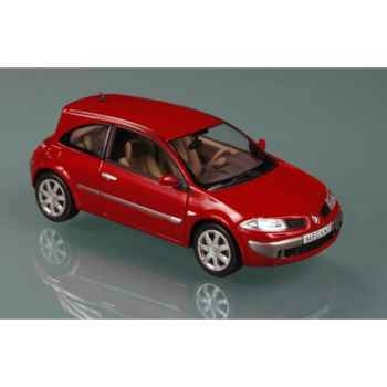 Renault mégane coupé rouge  2006 Norev 517631