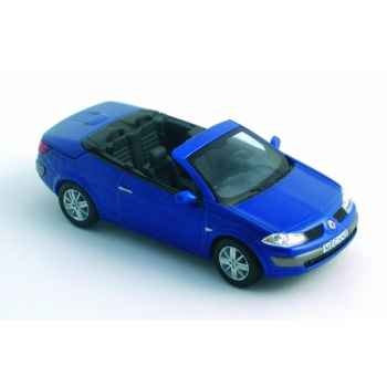 Renault mégane coupé-cabriolet bleu ottoman Norev 517619