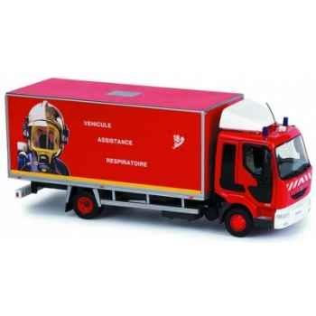 Renault midlum pompier assistance respiratoire Norev 518604