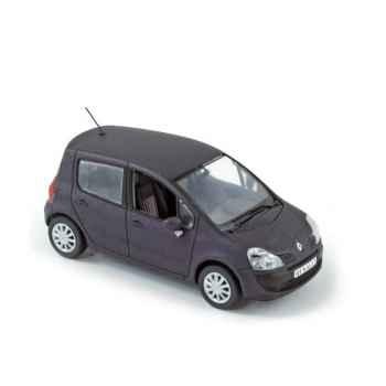 Renault modus 2007 nocturne black  Norev 517754
