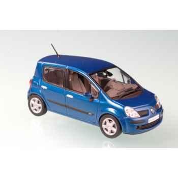 Renault modus bleu extrême 2006 Norev 517751