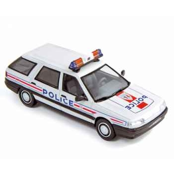 Renault r21 nevada 1989 police nationale  Norev 512110