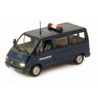 Renault trafic gendarmerie Norev 518065