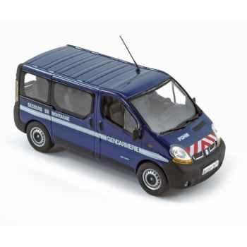 Renault trafic gendarmerie secours en montagne 2004   Norev 518061