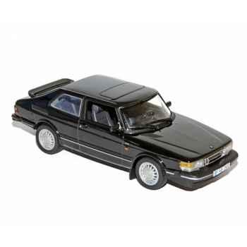 Saab 900 coupé turbo 16 1991 black  Norev 810030
