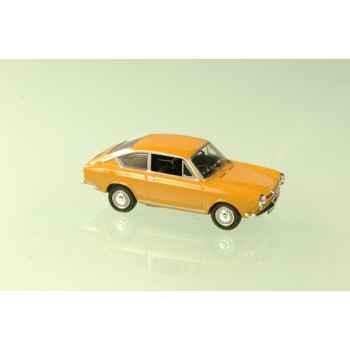 Seat 850 coupé jaune positano  1967 Norev 740070