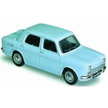 Simca 1000 bleu pastel 1962 Norev 571001
