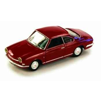 Simca 1000 coupé bertone bordeaux Norev 571003