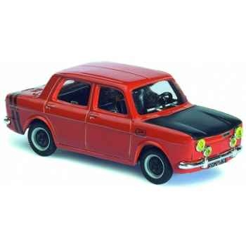 Simca 1000 rallye 1970 orange Norev 571006