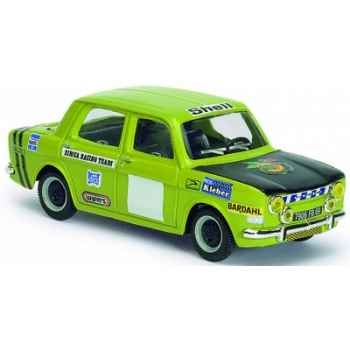 Simca 1000 rallye 2  kit srt Norev 571009