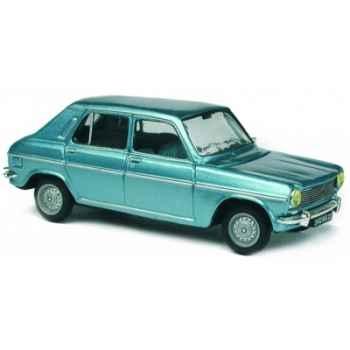 Simca 1100 bleu estoril Norev 570601