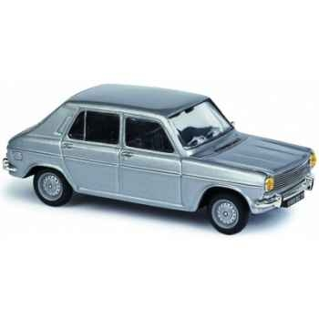 Simca 1100 gris ardent Norev 570602