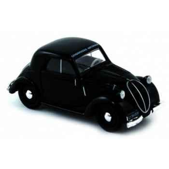 Simca 5 coupé gendarmerie 1945 Norev 570703