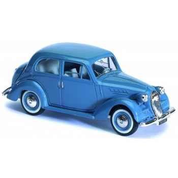 Simca 8 1200 bleu 1950 Norev 570802