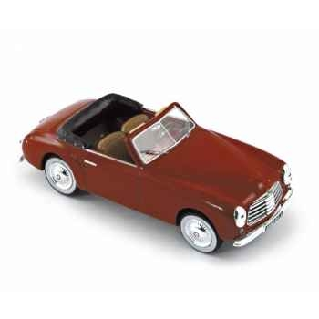 Simca 8 sport 1949 red  Norev 570821