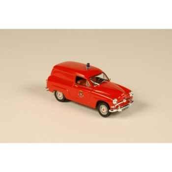 Simca aronde messagère pompiers Norev 570946