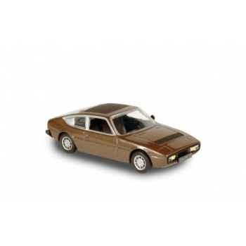 Simca matra baghera  marron 1974 Norev 574103
