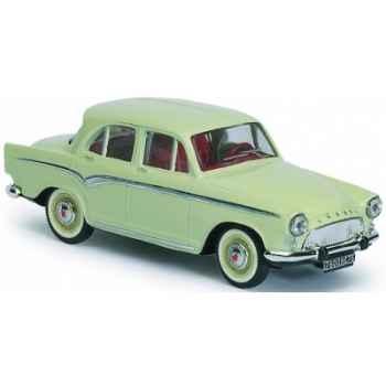 Simca p60 elysée beige 1960 Norev 576001