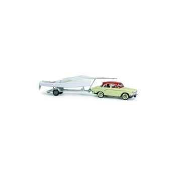 Simca p60 elysée et dériveur 505 Norev 579001