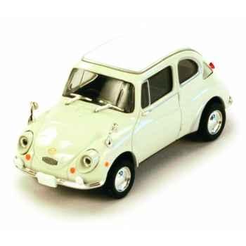 Subaru 360 blanc Norev 800030