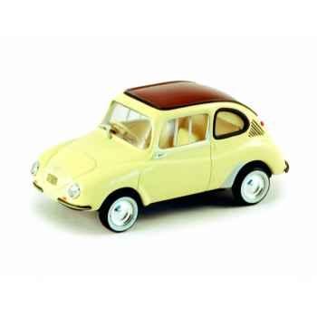 Subaru 360 version 58 crème Norev 800000