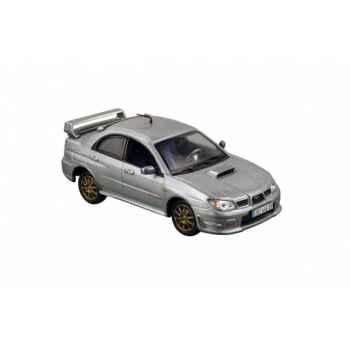 Subaru impreza wrx sti grise 2006 Norev 800072