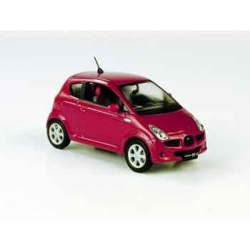 Subaru r1 rouge Norev 800060
