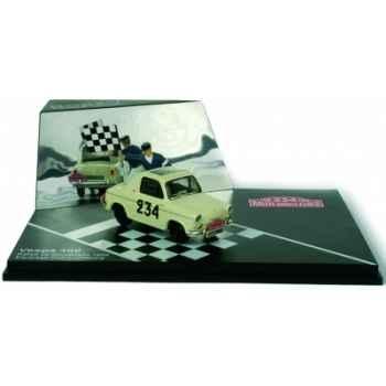 Vespa 400 rallye de mont-carlo Norev 850010