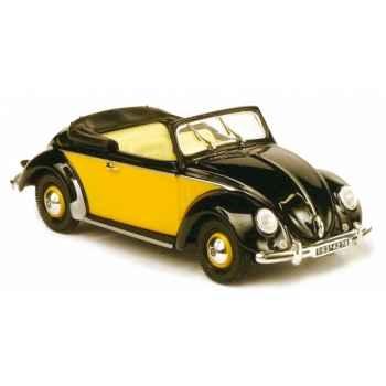 Volkswagen coccinelle cabriolet hebmuller 1949 Norev 840010