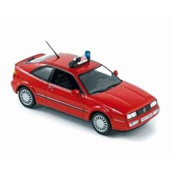 Volkswagen corrado g60 notarzt  médecins d urgence 1990 Norev 840091