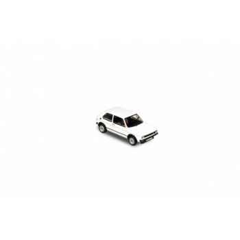 Volkswagen golf 1 gti  1976 blanc Norev 840081