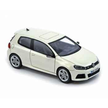 Volkswagen golf r 2009 white Norev PM0064