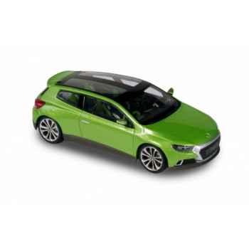 Volkswagen iroc green 2006 Norev 840140
