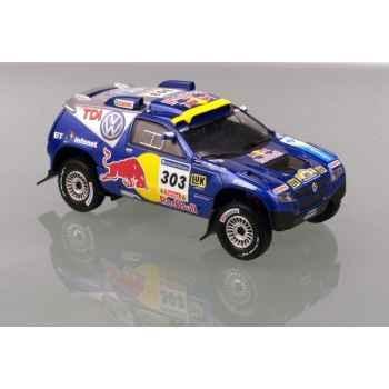 Volkswagen race touareg 2 rallye dakar Norev 840250